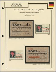IPOSTA Tickets