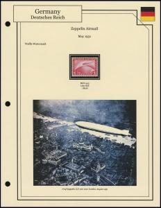 Zeppelin Airmail