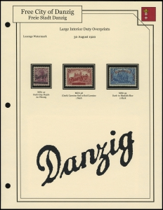 Large Interior Duty Overprints