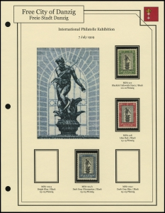 International Philatelic Exhibition