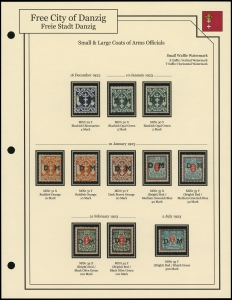 Small & Large Coat of Arms Officials