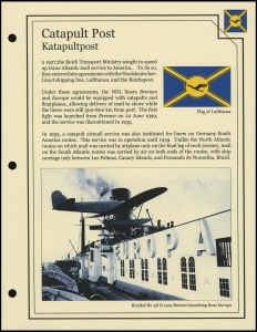 Catapult Post Cover