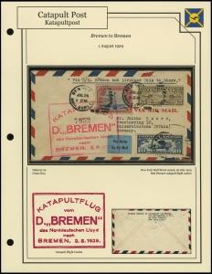 <i>Bremen</i> - Bremen (1 August 1929)