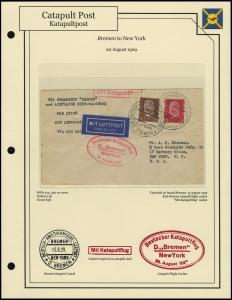 <i>Bremen</i> - New York (20 August 1929)