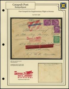 <i>Bremen</i> Supplemental Flight (24 June 1936)