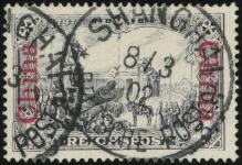 MiNr. 26 II