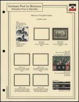 1900 Overprints
