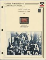 1911 / 1919 Germania Overprints