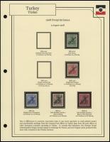 1908 Overprints