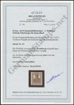Pieles Certificate