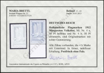 Brettl Certificate