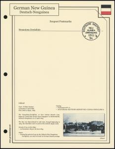 Neu-Guinea Zweiglinie