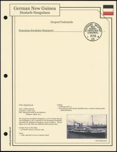 Neu-Guinea Zweiglinie (Singapore)
