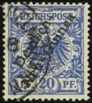 MiNr. 4 XII