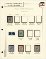 1897-1899 Overprint Flaws