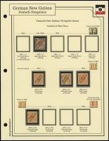 1897-1899 Overprint Plate Flaws