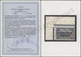 Jäschke-Lantelme Si II Certificate