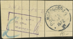 Morogoro<br/>2 1/2 Heller