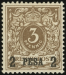 MiNr. 1 I PF III