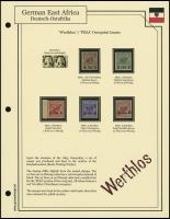 Werthlos Overprints