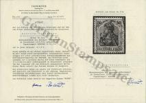 Bothe Certificate
