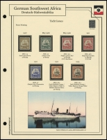 1906 / 1919 Yacht Issues, Part 1