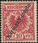 MiNr. 3 II a