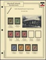 1899 Berlin Overprints