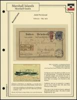 February / May 1900 Jaluit Provisional