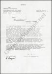 Letter Explaining Fakes