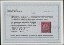 Brekenfeld Certificate