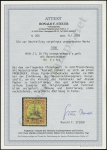 Steuer Certificate