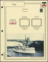 1909 / 1919 Yachts  Plate Flaw