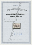 Wasels Certificate