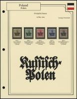 1915 Overprints