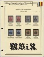 1917 / 1918 Overprints