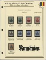 1918 Overprints