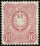 MiNr. 33 b