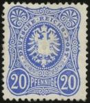 MiNr. 34 b