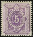MiNr. 40 II