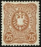 MiNr. 43 II ca