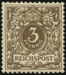 MiNr. 45 b
