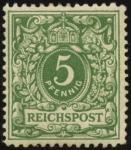 MiNr. 46 b