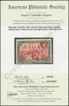 APR Certificate