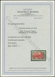 Oechsner Certificate