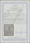 Jäschke Certificate