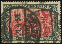 MiNr. 81 B b