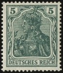 MiNr. 85 II e