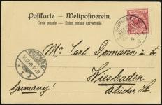 4 Nov 1898 (front)