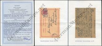 Haspel Certificate